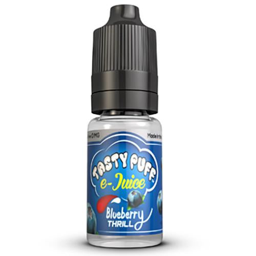 BLUEBERRY THRILL NICOTINE FREE E-JUICE