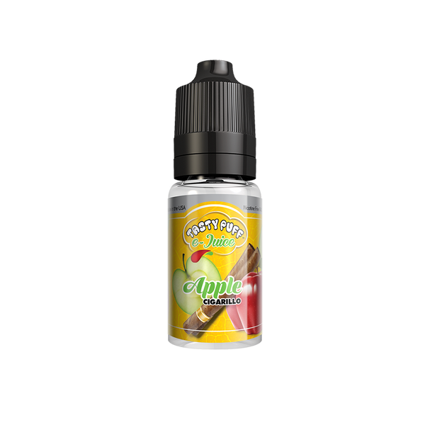 APPLE CIGARILLO NICOTINE FREE E-JUICE