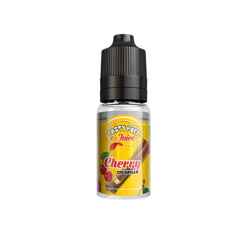 CHERRY CIGARILLO NICOTINE FREE E-JUICE