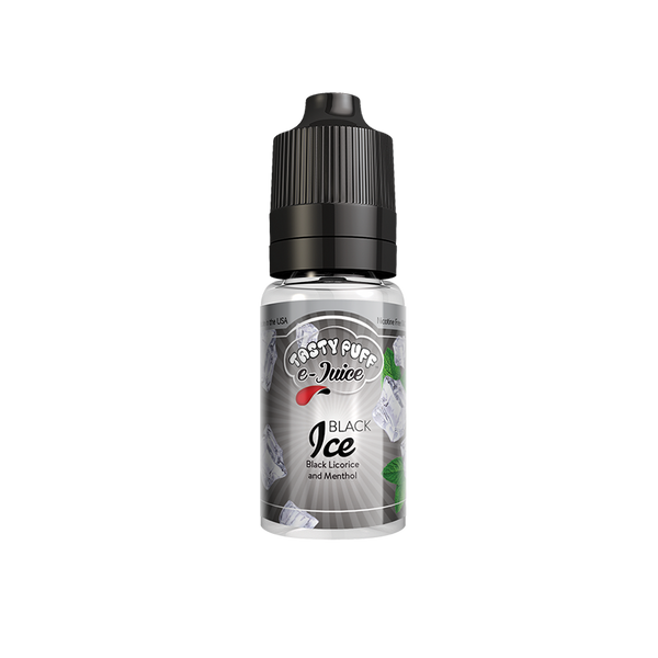 BLACK ICE NICOTINE FREE E-JUICE