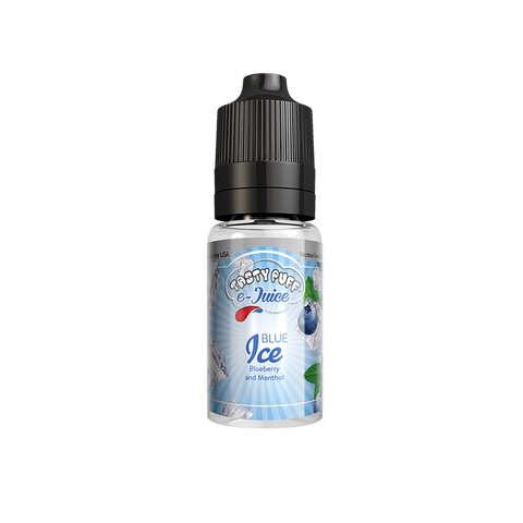 BLUE ICE NICOTINE FREE E-JUICE