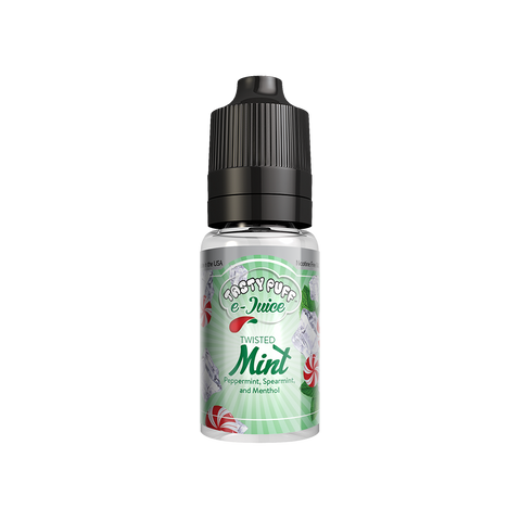 TWISTED MINT NICOTINE FREE E-JUICE