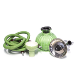 HOOKAH - GREEN WATERMELON 2 HOSE