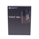 KANGER TOGO MINI BLACK - STARTER KIT ALL-IN-ONE