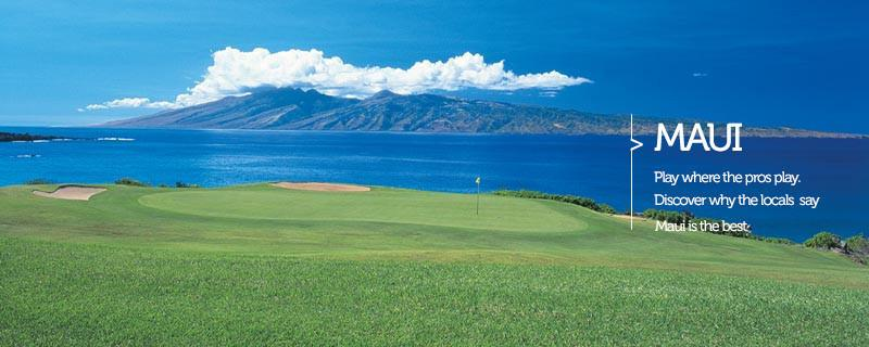 Multi Day Golf Maui