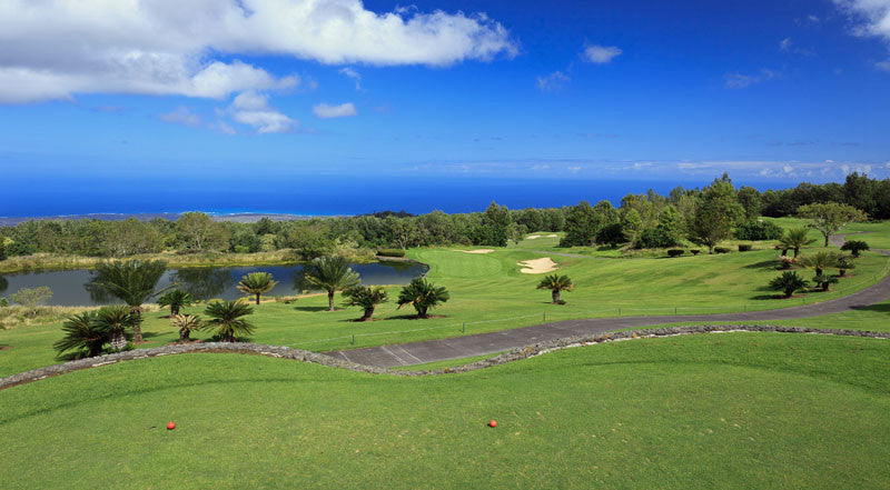 Makalei Golf magnificent  aerial views