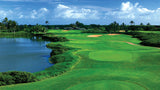 Hawaii Prince Golf Club beautiful view with lake