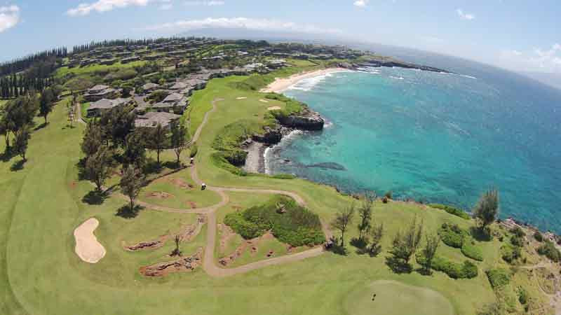 Kapalua 4th and 5th ocean holes