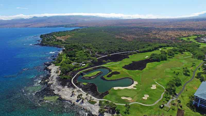 Mauna Lani North Holes 9 and 10 Hawaii Tee Times