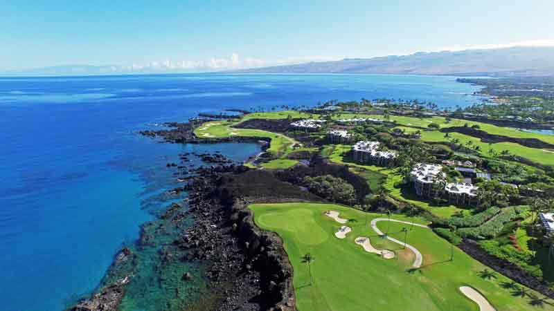 Ocean Holes Mauna Lani South Back 9