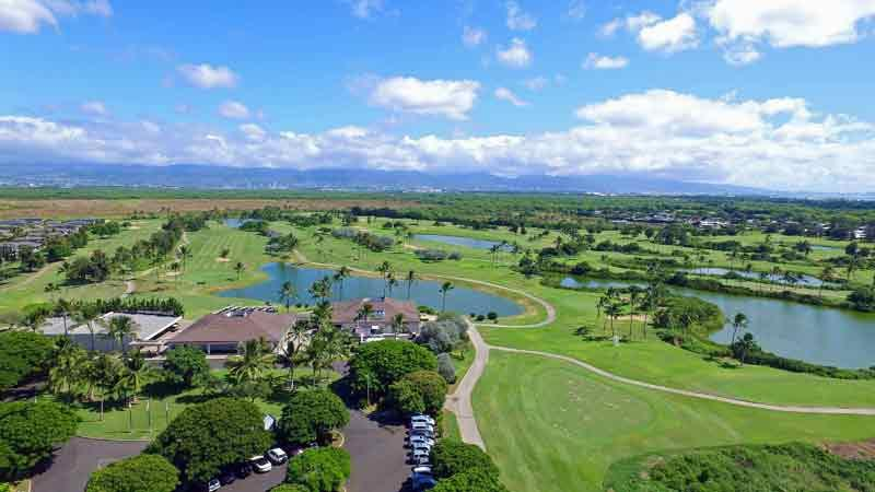 Hawaii Prince Golf Club ゴルフクラブ