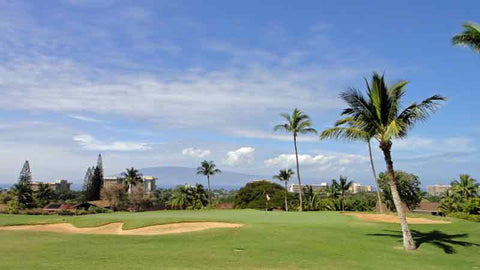 Kaanapali Kai 5th Hole Hawaii Tee Times