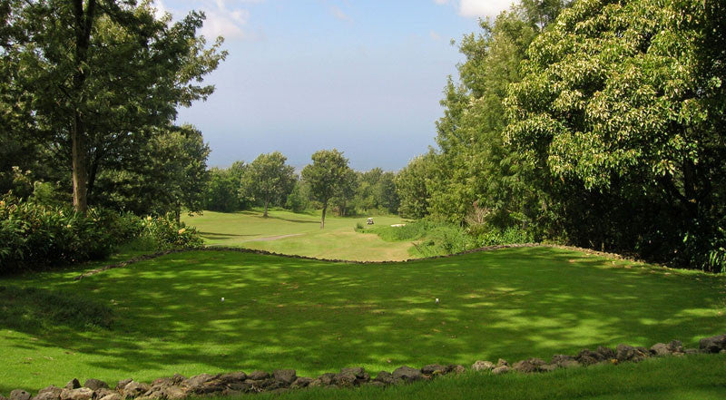 Makalei Golf Club teebox view