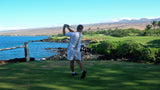 Mauna Kea black tees with Hawaii Tee Times staffer