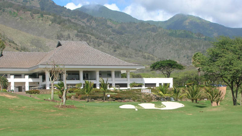 Kahili Golf Course pro shop