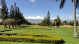 Pukalani Country Club 10th teebox