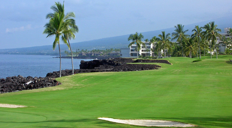 Kona Country Club Ocean magnificent views