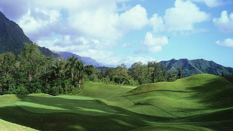 Royal Hawaiian Golf Course Fairways