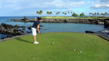 Mauna Lani South Tee Shot on Hole 15