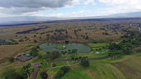 Big Island Country Club 17th hole Hawaii Tee Times