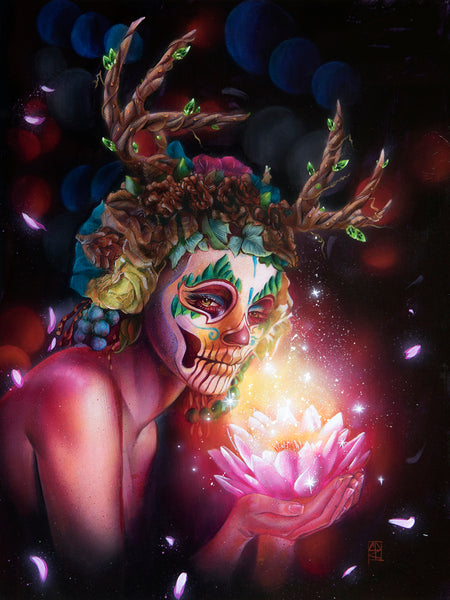 Day of the dead Faun