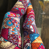 Misses Mandala Leggings: Fiona | VAHL