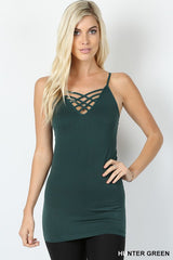 Cage Front Cami : S/M | VAHL