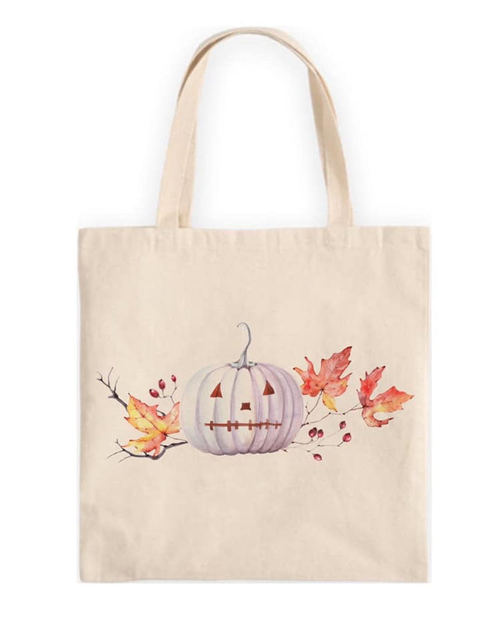 Pumpkin Leaves Sublimation Transfer