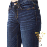 Judy Blue Dark Washed Regular Denim | VAHL
