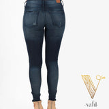 Judy Blue Soft Dark Denim | VAHL