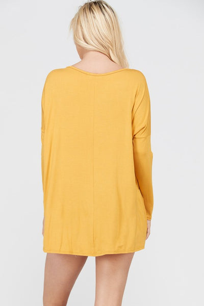 Boyfriend Piko Top | ALL Sizes | VAHL