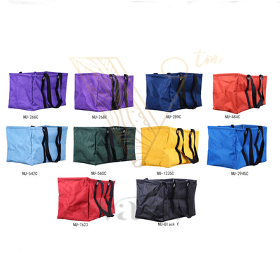 Solid Wire Framed Utility Totes