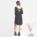 Criss Cross Back Babydoll Dress : Small | VAHL
