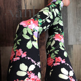 Misses Floral Leggings: June | VAHL