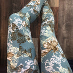 Misses Print Leggings- Pandora