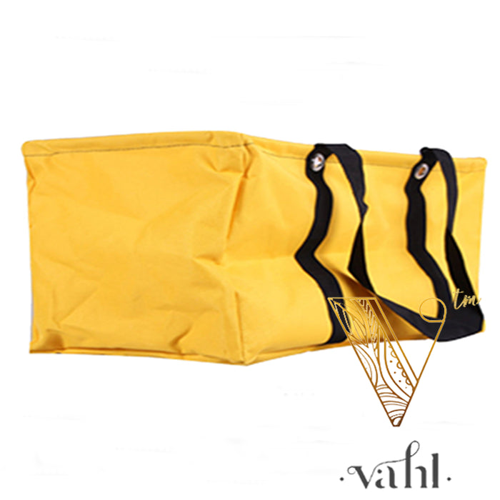 Solid Wire Framed Utility Totes | VAHL
