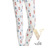 Plus Christmas Leggings : Winter