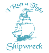 Shipwreck Sublimation Transfer
