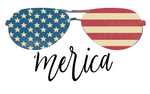 Merica Sublimation Transfer