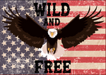 Wild and Free Sublimation Transfer