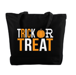 Halloween Digital SVG - Trick or Treat Bag File | VAHL