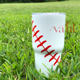 Stainless Sports Themed Tumblers : 30oz