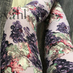 Plus Floral Legging - Vines