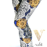 Misses Mandala Leggings: Chasity | VAHL