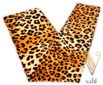 Plus Cheetah Leggings: Cheetah