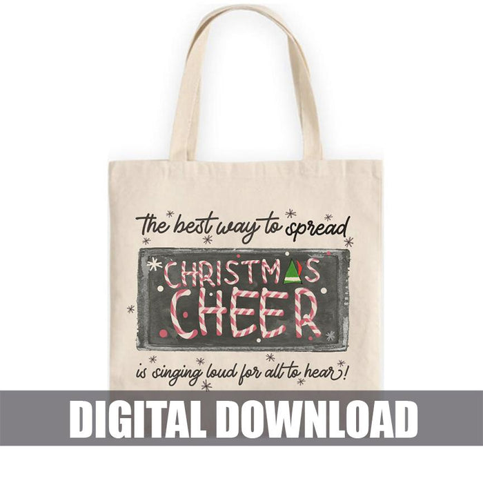 Christmas Cheer Digital Download