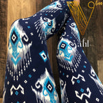 Misses Arrow Leggings : Cobalt | VAHL | VAHL