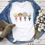 Golden Girls - Sublimation Transfer | VAHL