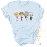 Golden Girls Graphic Tee | VAHL