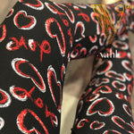 Misses Heart Leggings : Heart Attack | VAHL